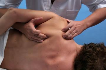 Curso de Técnico Massagem Terapêutica Aplicada
