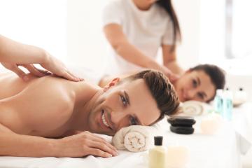 Curso de Massagem e Spa